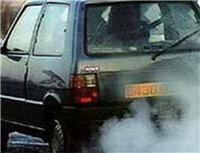 Выхлопные газы - вместо воздуха